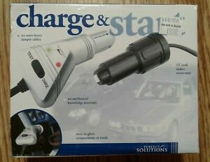 Perfect Solutions Charge Start Convenient Easy To Use Car Battery Charger