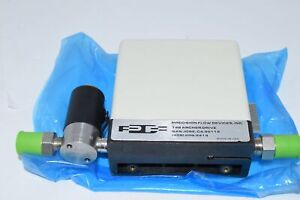 New Precision Flow Devices Mass Flow Controller Sih4 Gas 300 Sccm