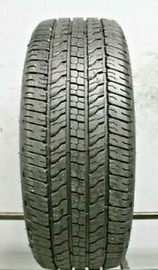 One Used 265 60r18 2656018 Goodyear Wrangler Fortitude Ht 10 32 S289
