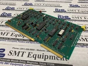Excellon Automation Video Display Controller Vdc 1 206483 17 W warranty