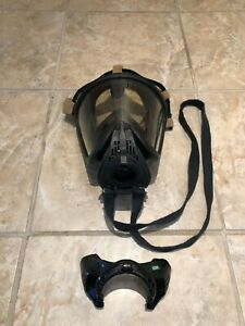 Msa Firehawk Ultra Elite Firefighter Mask W Wireless M7 I hud Large
