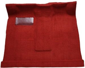 Acc 61 64 Ford F100 Pickup Molded Carpet Rug Low Tunnel Choose Color