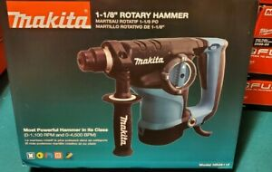 Makita Hr2811f 1 1 8 Sds Plus Rotary Hammer New With Led Light Free Shipping New