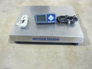 Mettler Toledo Bc 150 Platter Scale 300 Lb Weight Scale Industrial Table Scale