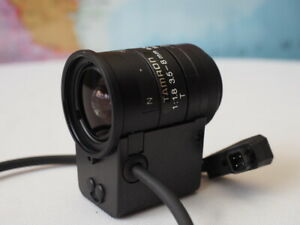 Tamron 3 5 8mm 1 1 8 Cs Cctv Lens Works Tested