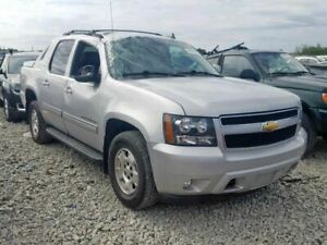Driver Front Seat Bucket bench Seat Opt An3 Fits 10 11 Avalanche 1500 344017