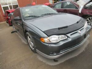 Console Front Floor Fits 00 05 Monte Carlo 2174877