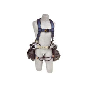 3m Dbi sala Exofit Construction Style Harness With Tool Pouches 1108519 X large