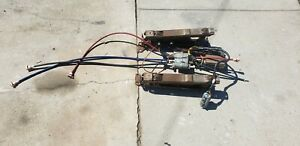1968 Through 76 Gm Bench Power Seat Tracks Cadillac Buick Chevy Olds Pontiac