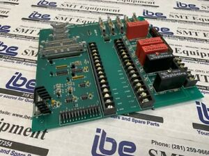 Excellon Automation System Interconnect Board 213951 16 W warranty