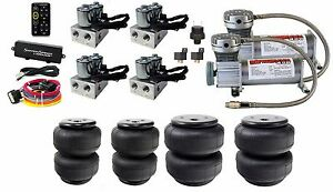 Air Ride Switchspeed Pewter Compressors Afc Valves Air Lift D2500 D2600 Bags