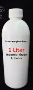 1000ml Hydrographics Activator B Water Transfer Printing Aqua Dipping Activator