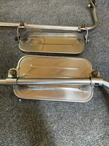 67 72 Ford F100 Truck West Coast Junior Jr Mirrors Towing Vintage