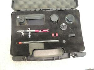 Snap On Bf360 Air Brush Kit Gravity Or Bottom Feed Many Extras