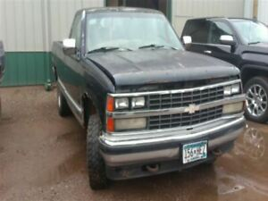 Manual Transmission 4 Speed 4wd Fits 88 91 Chevrolet 1500 Pickup 96882