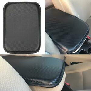 Universal Car Armrest Pad Cover Auto Center Console Box Pu Leather Cushion Mat