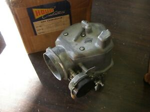 Nos Oem Ford 1949 Lincoln Carburetor 2v Holley