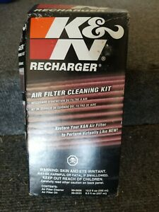 K N Recharger Air Filter Cleaning Kit