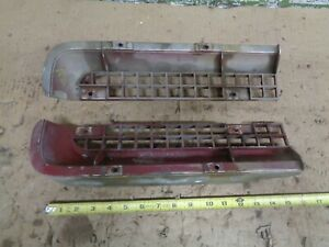 1973 Chevy Monte Carlo Front Bumper Grille Insert Panel Trim 325297 1974 Oem