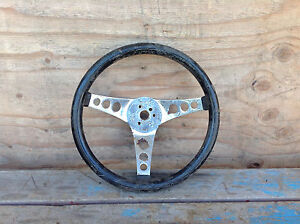 Cool Vintage Hot Rod Rat Rod Superior Performance Products 500 Steering Wheel
