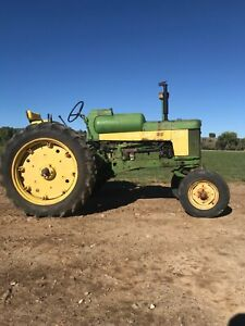 Jd 530 Propane Tractor 1959 Only 420 Made In Propane Model