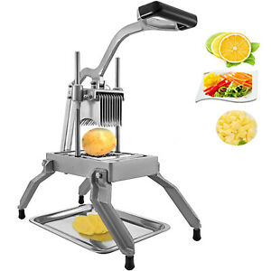 Commercial Onion Slicer With 3 8 Blades Stability Chili Vegetable Fruit Dicer