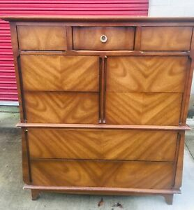 Mid Century Chest Of Drawers Dresser Dixie