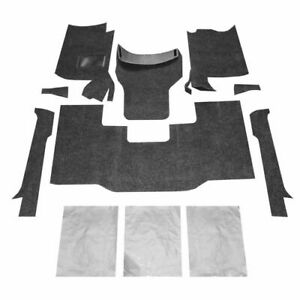 Bedrug Floor Liner For 1976 1995 Jeep Wrangler Cj 7 Yj