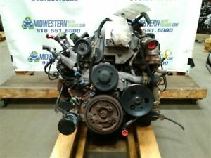 Engine 3 8l Vin K 8th Digit Fits 99 02 Camaro 8367249