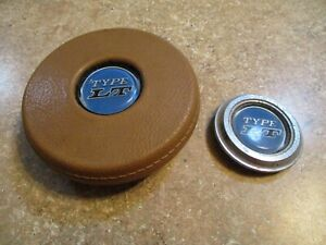 1978 Camaro Type Lt Horn Button Tan Gm 329738 And One Power Window Plug