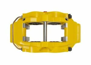 Ebc Racing For 2014 Audi S1 8x Front Right Apollo 4 Yellow Caliper Ebcbc410