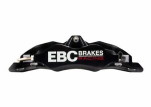 Ebc Racing For 05 11 Ford Focus St mk2 Front Left Apollo 4 Black Caliper Ebc