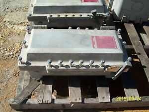 1 New Crouse Hinds Explosion Proof Ebmbb Circuit Breaker Enclosure Cooper Eaton