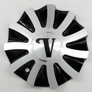 Vw21 Velocity Wheels Center Cap part Csvw21 1a Aluminum