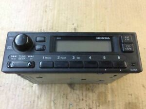 Am Fm Stereo Radio Player Fits 99 1999 00 2000 Honda Civic
