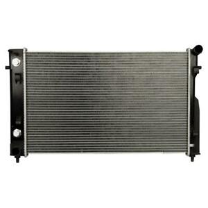 At Aluminum plastic Radiator 1 Row For 2004 2004 Pontiac Gto 5 7l V8