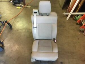 04 05 06 07 08 Ford F150 Front Right Passenger Captains Bucket Seat Cloth Tan