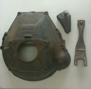 77 79 Ford 351m 400 Bell Housing D7ta 7505 Ad