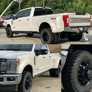 Ford F 350 Superduty Dually 265 70 17 Lt E Load Tire Wheel Package New