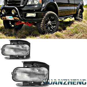 Led Driving Fog Lights For Ford F150 1999 2004 1999 2002 Expedition Oem Series