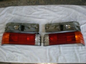 73 89 Mercedes R107 280sl 380sl 450sl Used Left Right Tail Light Assembly