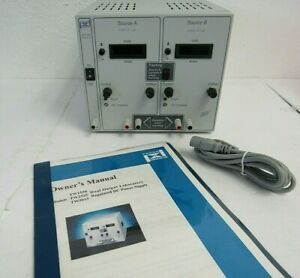 Power Designs Tw 5015 Dual Output Laboratory Regulated Dc Power Supply 67 4