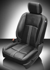 2013 18 Ram Crew Cab 1500 2500 Katzkin Custom Leather Seat Replacement Covers