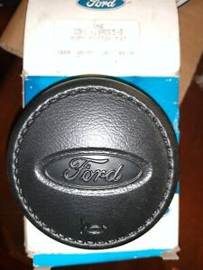 Genuine Ford D9hz 13a805 B Oem Horn Button Kit Black Fast Shipping