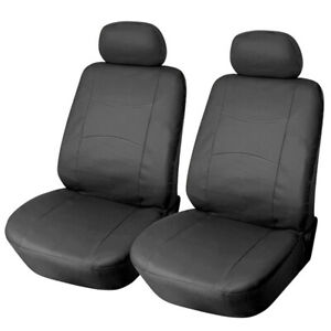 Front Seat Car Seat Covers 159 Black For Toyota Corolla 2003 2019