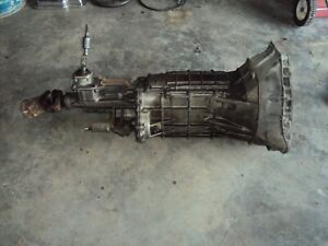 Complete Ford Thunderbird Sc 5 Speed Manual Transmission M5r2