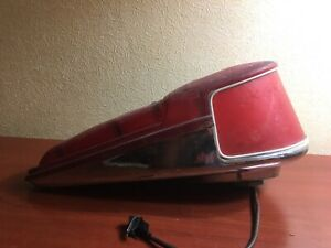 Vintage 1948 S Art Deco Trippe Tripp Firetruck Police Light Beacon Rare Original