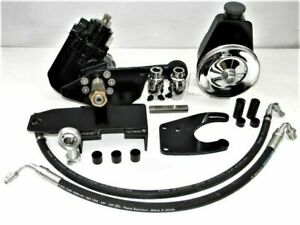 61 62 63 64 Ford F 100 F 250 Power Steering Conversion Kit