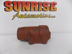 Nos Massey Ferguson Tafe Hydraulic Lift Cylinder Housing 135 150 165 897560m3