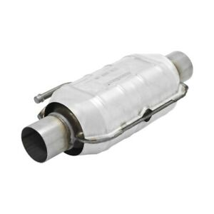 Flowmaster Universal 225 Series 49 State Catalytic Converter 3 00 In In Out